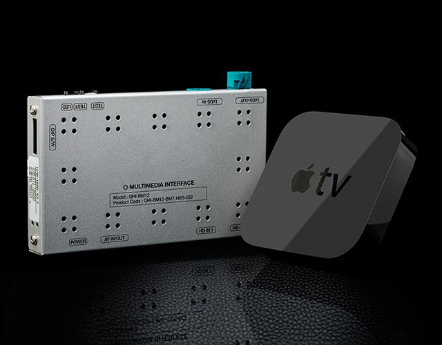 Mirroring Device with Apple TV kit