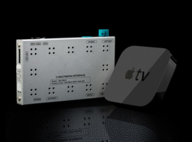Mirroring Device with Apple TV